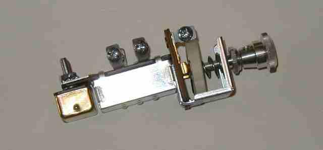 1954 Cadillac Headlight Switch : V universal headlight switch ford chevy b ebay