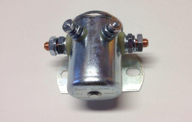 12 Volts Pollak 5230701 Dc Power RV Starter Solenoid